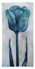 Summer Tulip II Hand Towel