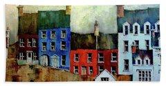 Summercove, Kinsale, West Cork. Hand Towel