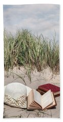 Summertime Is Reading Time Bath Towel