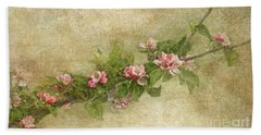 Bath Towel featuring the photograph Summertime by Liz Alderdice