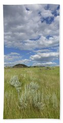 Summertime On The Prairie Bath Towel