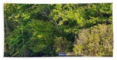 Summertime Hand Towel by Swank Photography