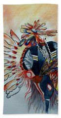 Sun Dancer Hand Towel