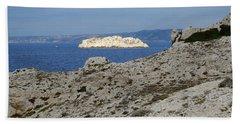 Sun Kissed Island Hand Towel