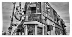 Sun Studio - Memphis #2 Hand Towel by Stephen Stookey