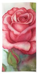 Sunday Rose Bath Towel