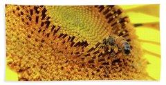 Sunflower 001 Hand Towel
