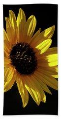 Sunflower 2 Hand Towel