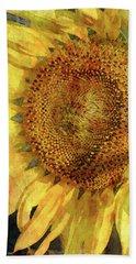 Sunflower 2254 Idp_2 Hand Towel