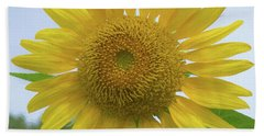 Sunflower Art Whole Bath Towel