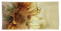 Sunflower Days Hand Towel