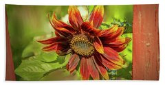 Sunflower #g5 Bath Towel