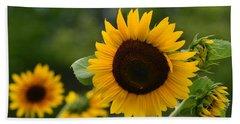 Sunflower Group Bath Towel