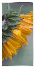 Sunflower Haze Hand Towel