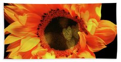 Sunflower Passion Bath Towel