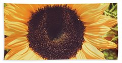 Sunflower Hand Towel by Scott and Dixie Wiley