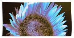 Sunflower Dusk Bath Towel