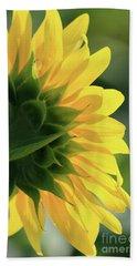 Sunlite Sunflower Bath Towel