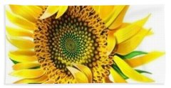 Sunny Hand Towel by Now