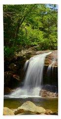Sunny Thompson Falls Bath Towel
