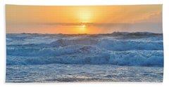 Sunrise 18th Of June Hand Towel