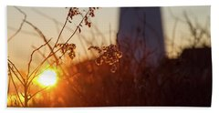 Sunrise Backlight Hand Towel