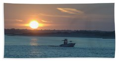 Sunrise Bassing Hand Towel