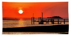 Sunrise - Bogue Sound Bath Towel
