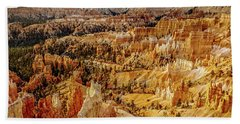 Sunrise Bryce Canyon Hand Towel