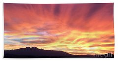 Sunrise Collection #2 Hand Towel