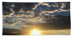 Sunrise Collection #3 Hand Towel