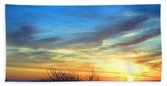 Sunrise Dune I I Hand Towel
