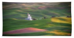 Sunrise From Steptoe Butte. Hand Towel