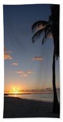Sunrise In Key West 2 Hand Towel