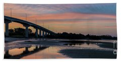 Sunrise In Port St. Joe Bath Towel