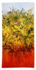 Sunrise Hand Towel by Jim Whalen