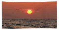 Sunrise Mexico Beach 2 Hand Towel