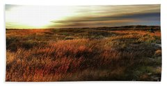 Sunrise Mexico Beach Bath Towel