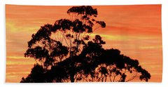 Sunrise Mystery Hand Towel