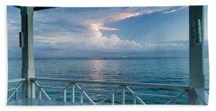 Sunrise, Ocho Rios, Jamaica Hand Towel