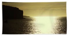 Sunrise On The Almalfi Coast Bath Towel