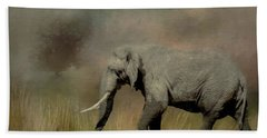 Sunrise On The Savannah Hand Towel