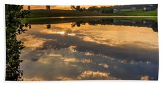 Sunrise Reflections Hand Towel