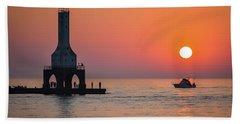 Sunrise Sail Hand Towel