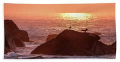 Sunrise, South Shore Bath Towel