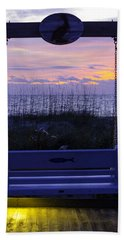 Sunrise Swing  Bath Towel
