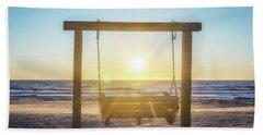Sunrise Swings Hand Towel