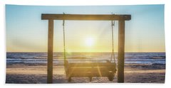 Sunrise Swings Hand Towel