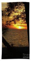 Sunset 1 Bath Towel by Megan Cohen