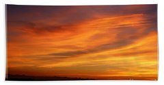 Sunset 10 Hand Towel